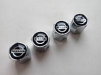 Колпачки на ниппеля Nissan