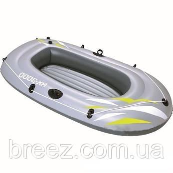 Одноместная надувная лодка Bestway 61106 RX-2000 Raft, 155 х 93 см, фото 2