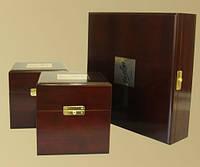 Упаковка деревянная, коробка из дерева, ключница