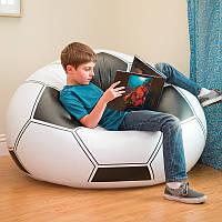 Надувное кресло футбольный мяч INTEX, фото 1