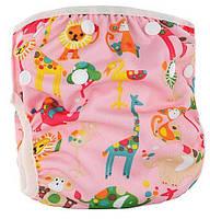 Трусики подгузники для плавания для девочки до 2-х лет