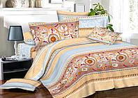 Семейный комплект постельного белья сатин (7497) TM KRISPOL Украина