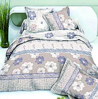 Семейный комплект постельного белья сатин (7499) TM KRISPOL Украина