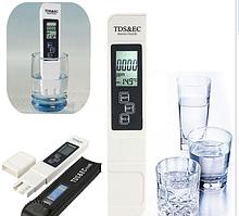 Цифровой тестер для воды «TDS&EC» белый