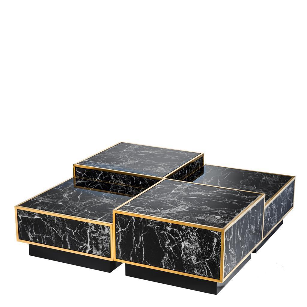 Журнальный столик Eichholtz Concordia (набор из 4 предметов)