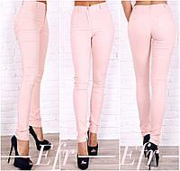 Джинсы материал: стрейч-джинс (эффект утяжки) цвета: черный, белый, желтый, розовый ефран №179-10