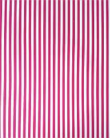 Подарочная бумага (упаковочная) белого цвета в яркую розовую полоску