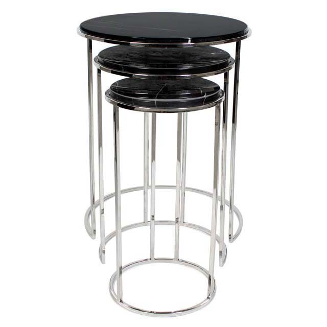 Side Table Millennium set of 3