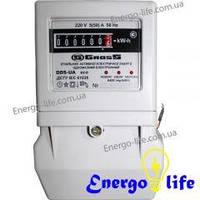 Счетчик электроэнергии Gross DDS-UA eco 220V 1,0 5(50)A 50Hz, для измерения электрической активной энергии