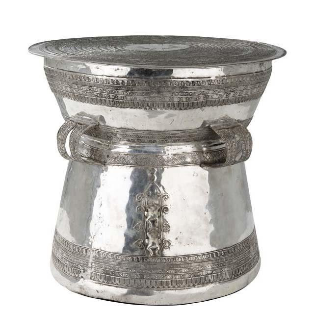 Side Table Drum Thai