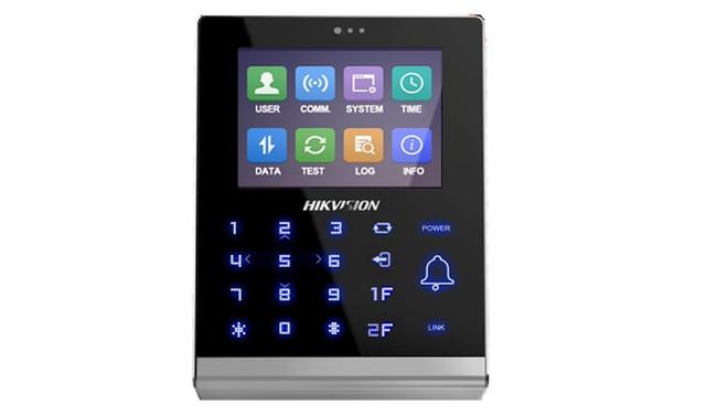 Контроль доступа hikvision