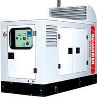 Дизельный генератор DJ 176 CP COOPER dj176cp dalgakiran, 130 кВт, 140 кВт