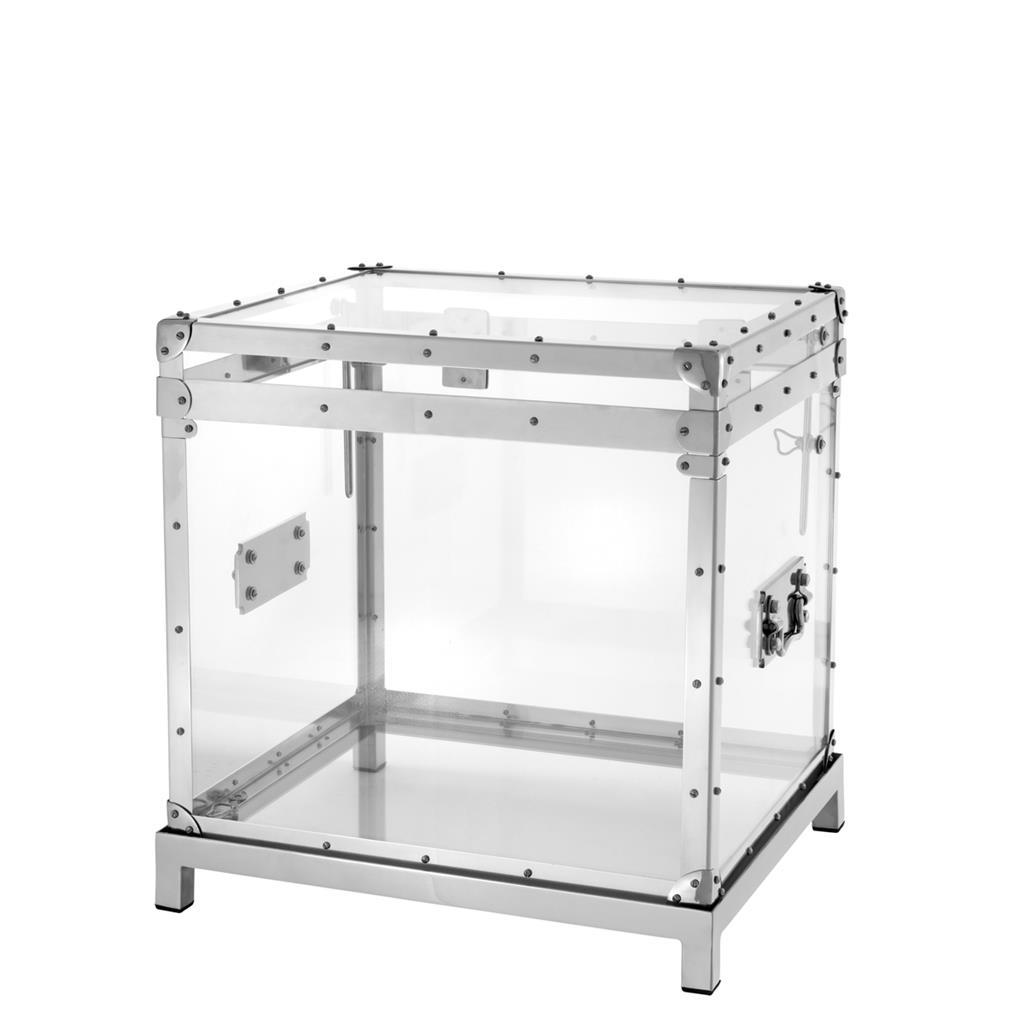 Flightcase Exposed incl stand