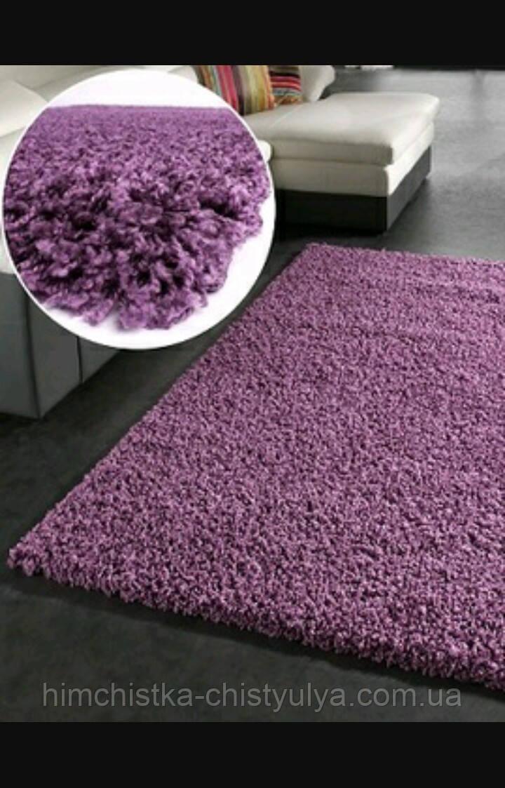 Прання великогабаритних, високоворсових килимових покриттів
