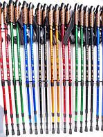 Палки для скандинавської ходьби та трекінгу Nord Sticks СИНІ