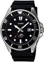Мужские часы Casio MDV106-1A Касио водонепроницаемые японские часы