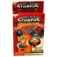 """Набор """"BeyBlade"""" Battle Strikers: волчек и магнитный контроллер"""