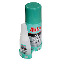 Клей с активатором Akfix 705 Fast Adhesive 25 грамм