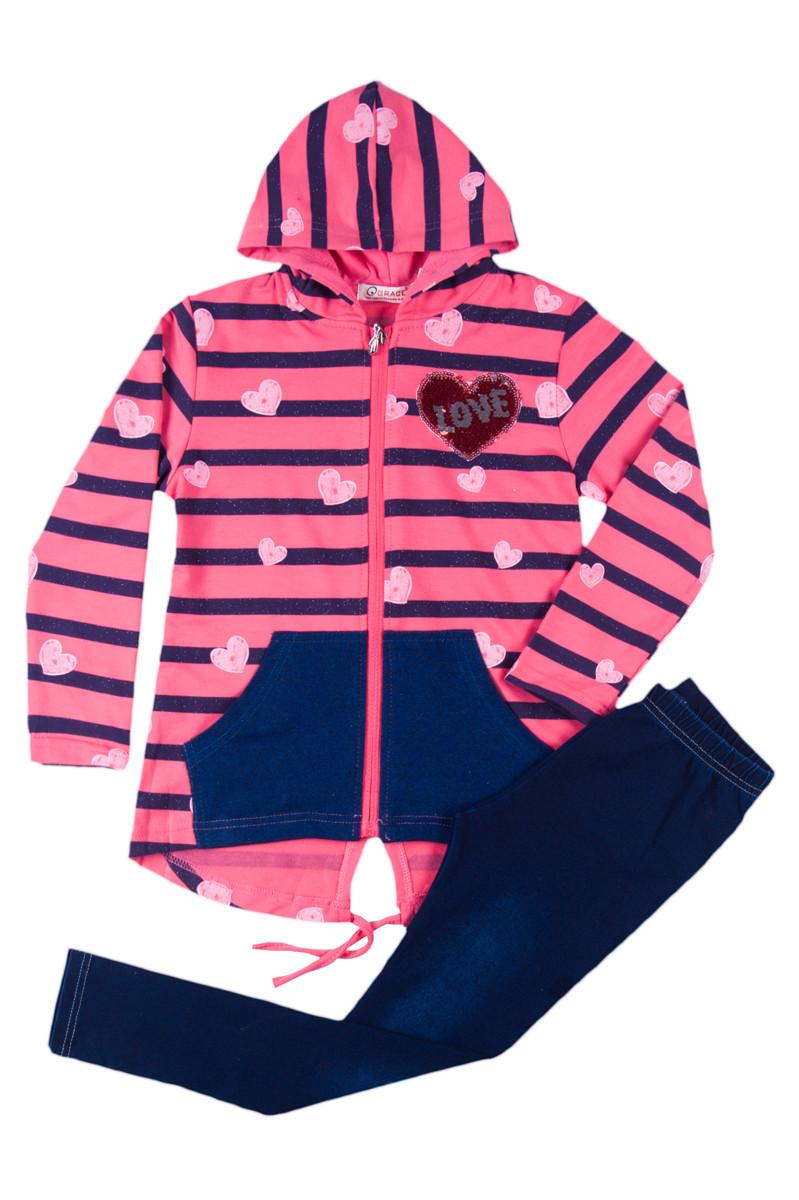 Спортивный костюм для девочки Grace Венгрия размеры 116-146