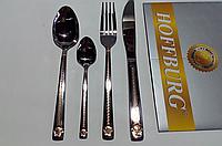 Столовый набор 72 предмета фраже Hoffburg HB 7756 G