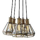 Hanging Lamp Polygon, фото 2