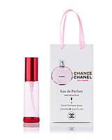 Женский парфюм в подарочной упаковке Chanel Chance Eau Tendre 35 мл