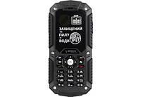 Защищенный кнопочный телефон Sigma Х-treme IT67 чёрный
