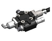 Гидравлический распределительный клапан OMFB FP-40