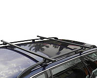 Багажник Опель Вектра / Opel Vectra Caravan 1996-1999; 1999-2003 на рейлинги