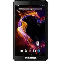 """Планшет-телефон Assistant AP-753G 7"""" 0,5/8Gb чёрный"""
