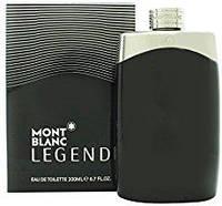 Mont Blanc Legend 100мл тестер монт бланк легенд