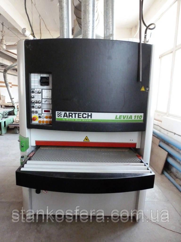 Калибровально-шлифовальный станок бу Artech Levia 110 (Италия), 2003 г. выпуска