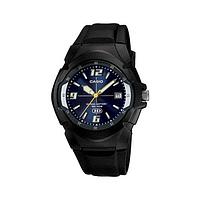 Мужские часы Casio MW-600F-2AVDF Касио водонепроницаемые японские часы
