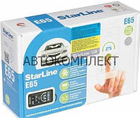 Сигнализация starline Е65 BT