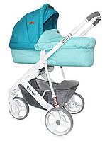 Детская универсальная коляска 2 в 1 Bertoni Monza 3  Aquamarine