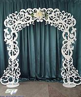 "Свадебная арка ""Олива"""