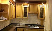 Кухня из массива натурального дерева дуба, фото 1