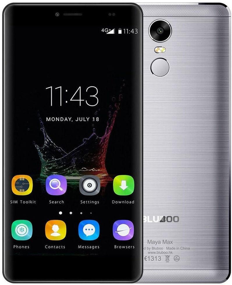 """Смартфон Bluboo Maya MAX 3/32 Gb, 6"""", MT6750"""