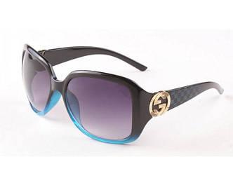 Солнцезащитные очки GUCCI (81030)  blue SR-637