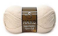 Пряжа Nako Турция Superlambs Special код 300