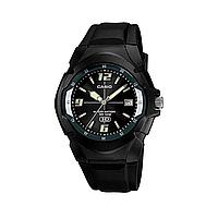 Мужские часы Casio MW-600F-1AV Касио водонепроницаемые японские часы