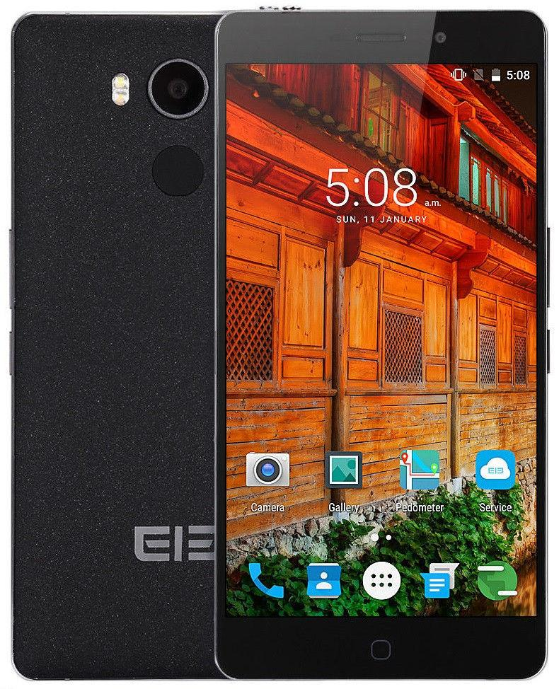 "Смартфон Elephone P9000 4/32 Gb, 5.5"", MT6755 чорний"