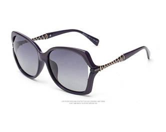 Солнцезащитные очки GUCCI (1754) purple SR-640