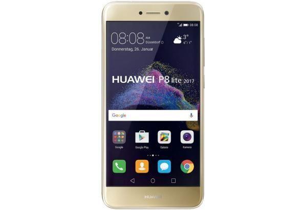 "Смартфон Huawei P8 Lite 2017 5,2"" 3/16Gb золотой"