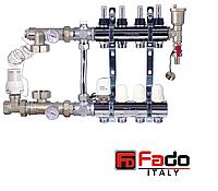 Комплект для подключения системы тёплый пол на 10 выходов Fado арт. SEN10
