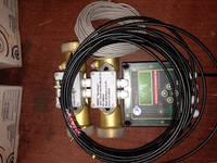 Лічильник тепла ультразвуковий автономний  RS232/ GSM/GPRS