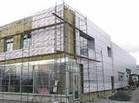 Фасадные системы алюминиевые