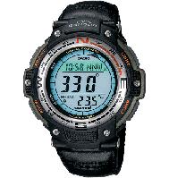 Мужские часы Casio SGW100B-3V Касио водонепроницаемые японские часы