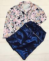 Комплект-пижама  рубашка и штаны