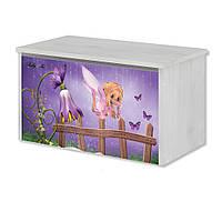 Ящик для игрушек Звоночек Baby Boo 100067